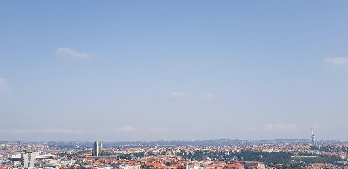 Praha - Pankrác