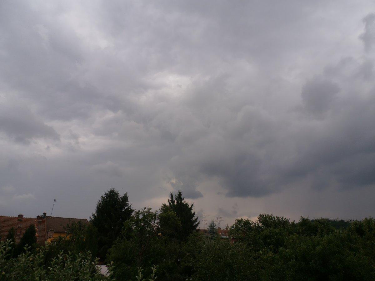 Počasí Brno - Jundrov