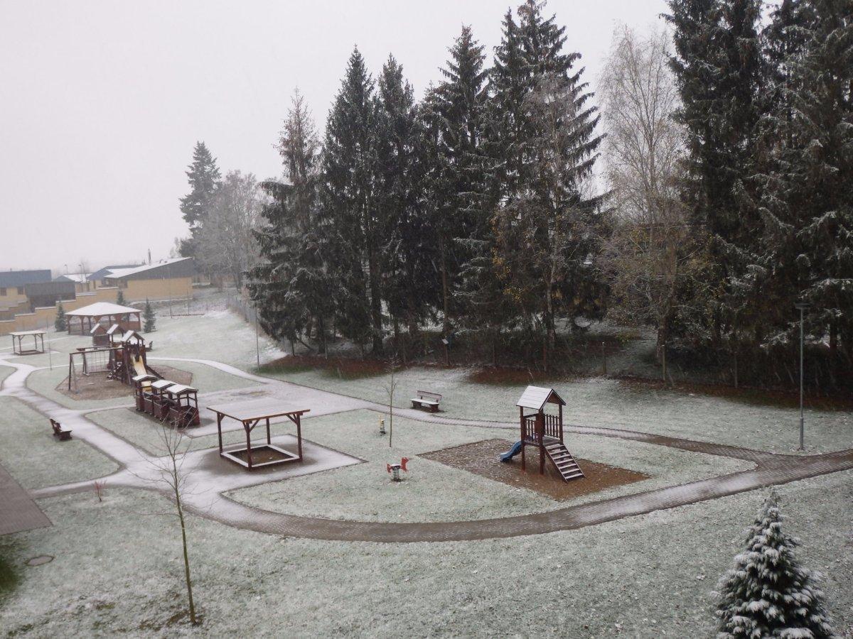 Počasí Jindřichův Hradec