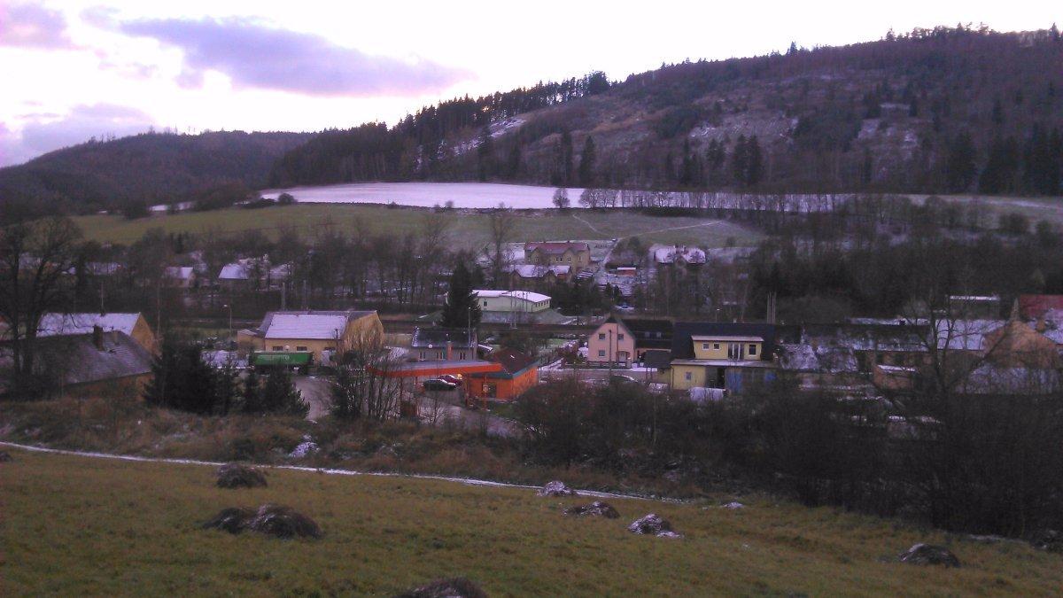 Moravská Chrastová