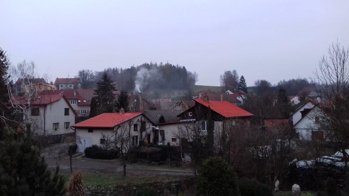 Počasí Olešná