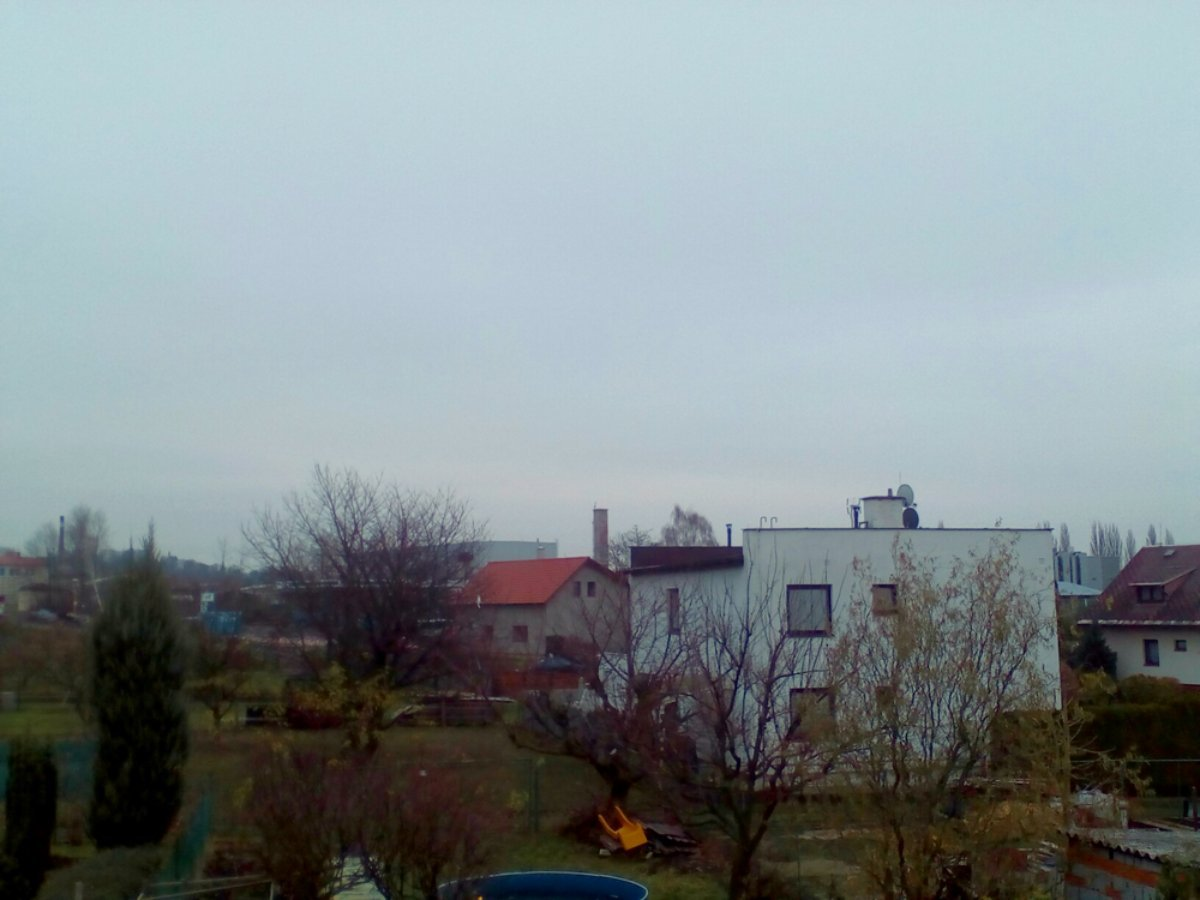 Počasí Hořice - Libonice