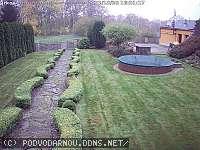Záběr z webkamery Jirkov