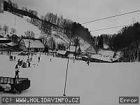 Záběr z webkamery Dolní Dvůr