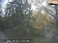 Záběr z webkamery Losiná