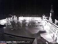 Záběr z webkamery Rychnov nad Kněžnou