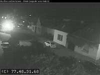 Záběr z webkamery Bystřice pod Hostýnem