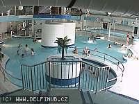 Záběr z webkamery Uherský Brod