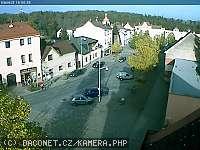Záběr z webkamery Úvaly