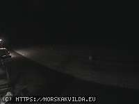 Záběr z webkamery Horská Kvilda