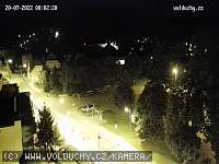 Záběr z webkamery Volduchy