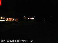 Záběr z webkamery Pec pod Sněžkou - Velká Úpa