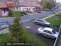 Záběr z webkamery Habrovany
