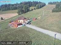 Záběr z webkamery Olešnice