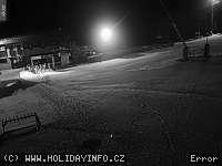 Záběr z webkamery Liberec