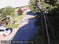 Záběr z webkamery Nové Sady