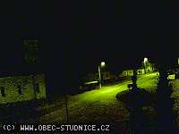 Záběr z webkamery Studnice