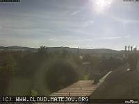 Záběr z webkamery Sedlec-Prčice