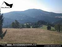 Záběr z webkamery Vítkovice