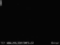 Záběr z webkamery Nové Hutě